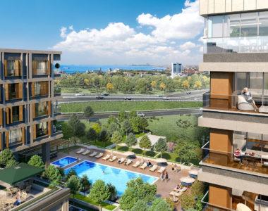 Koşuyolu Istanbul 12 - Turkish Citizenship Property